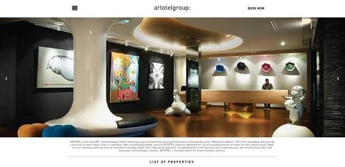 Artotelgroup.com